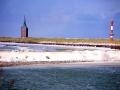 Wangerooge-Westturm-und-neuer-Leuchtturm