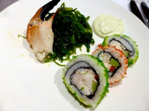 Helgoland Knieper-Sushi